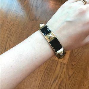 Cuff bracelet with studs ✨